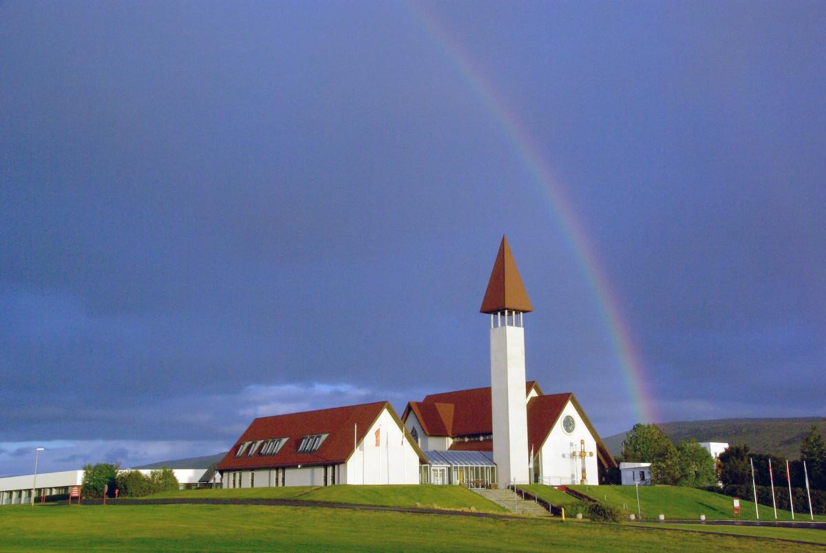 Reykholt í Borgarfirði. u3a.is