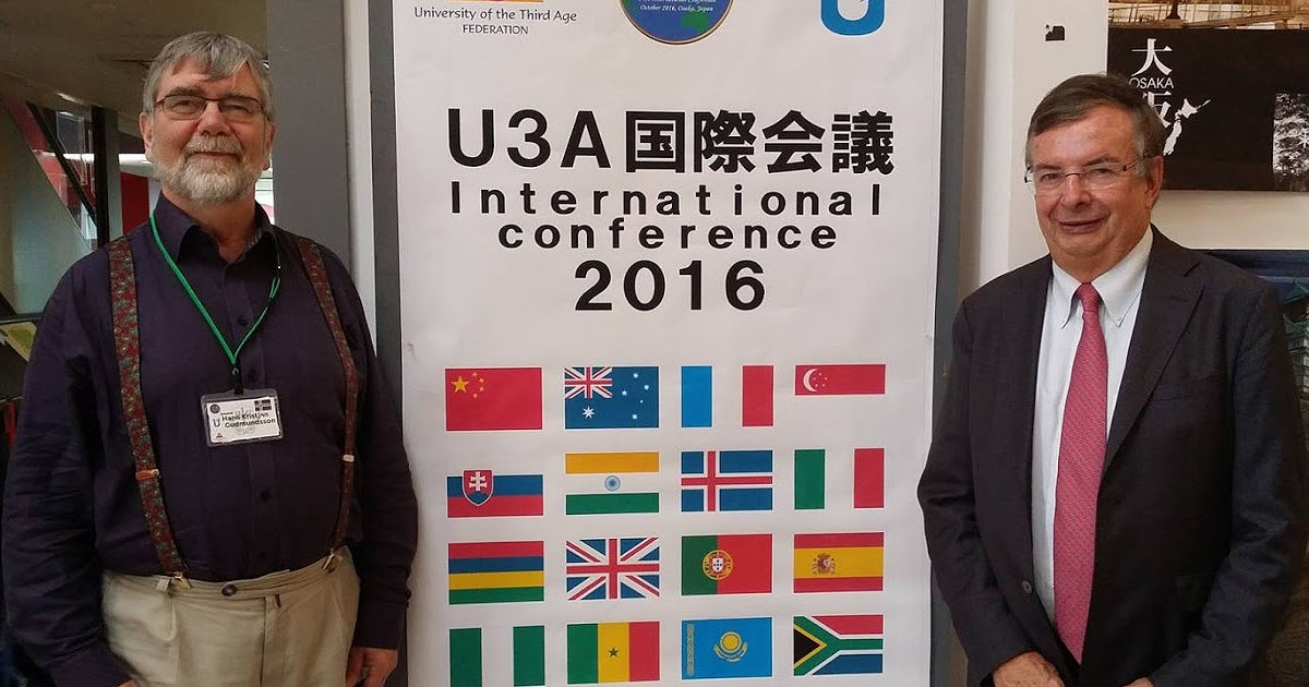 English version of the U3A.is project. u3a.is