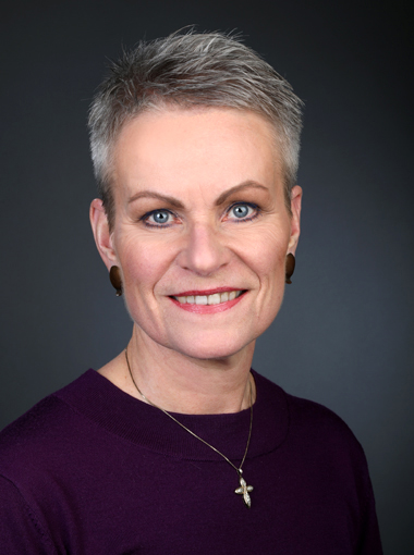 Bergþóra Baldursdóttir