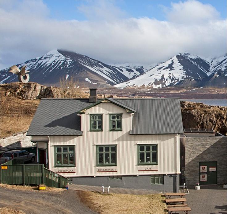 Landnámssetrið Borgarnesi